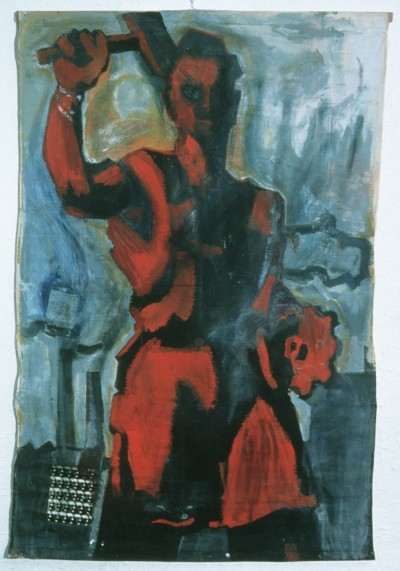 LAIB-024 Red Thrower, 1981